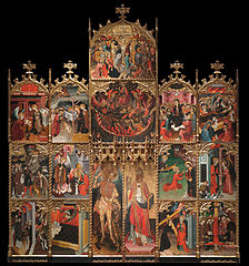 Retaule de Sant Pere i Sant Miquel Arcàngel