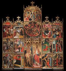 Altarpiece of Saint Michael and Saint Peter