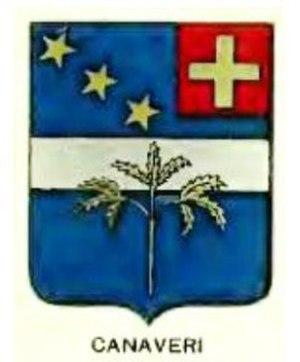 Giovanni Battista Canaveri - Image: Jean Baptiste Canaveri, coat of arms