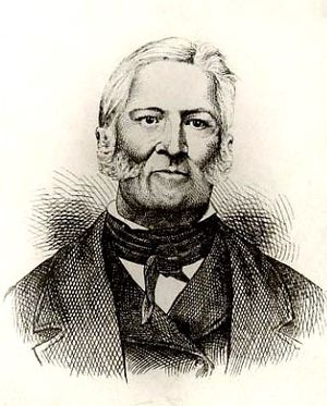 Jean-Baptiste Faribault - Faribault circa 1860