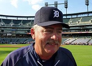Jeff Jones (pitcher) - Jones with the Detroit Tigers