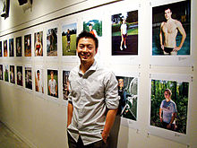 "Jeff Sheng, ""Fearless"" project exhibition, Drew School (High School), 2009"