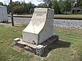 Jefferson Davis Highway memorial (NE corner), Ashburn.JPG