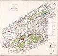 Jefferson National Forest (Clinch Ranger District), Virginia and Kentucky. 1969. LOC gm70002063.jpg