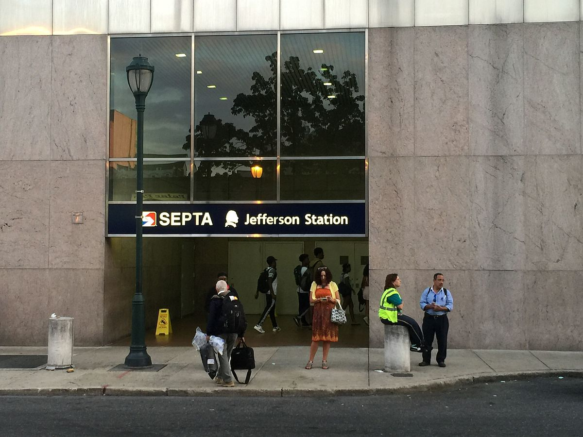Jefferson Station SEPTA Wikipedia