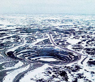 Jericho Diamond Mine