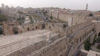 File:Jerusalem Old City - Pan and Zoom from Tower of David High Points 4K.webm