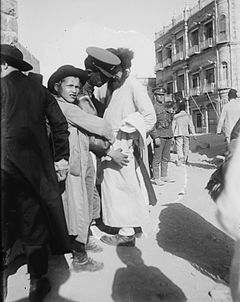 Jerusalem riots april 1920 police controle of jews civilians