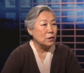 Jetsun Pema, former Education Minister of TGIE and ex-President of Tibetan Children's Villages discusses Education Goals and Challenges for Tibetan Exile Community on VOA, April 22, 2009 - Screen Shot.png