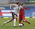 Jill Scott England Ladies v Montenegro 5 4 2014 979.jpg