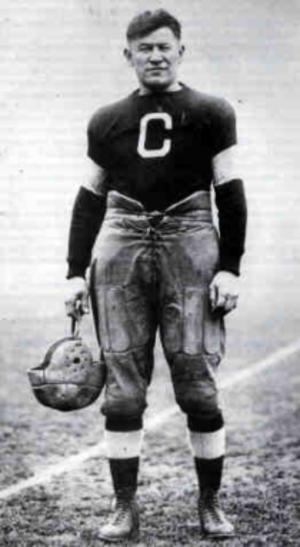1920 Canton Bulldogs season - Jim Thorpe, player-coach of the Canton Bulldogs