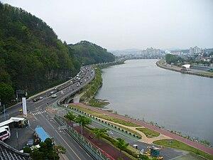 Jinju - Image: Jinju korea 2009