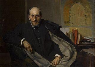 Retrat de Santiago Ramon y Cajal