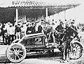 Joe Tracy deuxième de la première Course Cubaine, le 15 février 1905 sur Renault AK 40 hp.jpg