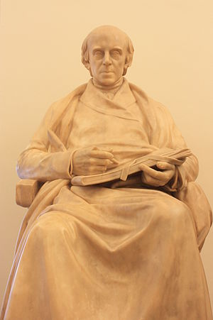 John Flaxman - John Flaxman by Musgrave Watson, University College London, 1847