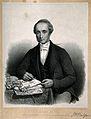 John Hutton Balfour. Lithograph by L. Ghémar after himself. Wellcome V0000320.jpg