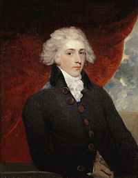 John Pitt, 2nd Earl of Chatham (1756-1835) by Martin Archer Shee.jpg