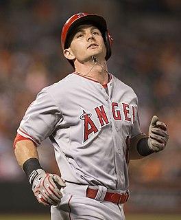 Johnny Giavotella American baseball player