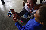 Joint Task Force-Bravo gives more than just food to local orphanage 150125-F-ZT243-035.jpg