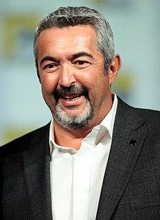 Jon Cassar Maltese-Canadian director and producer