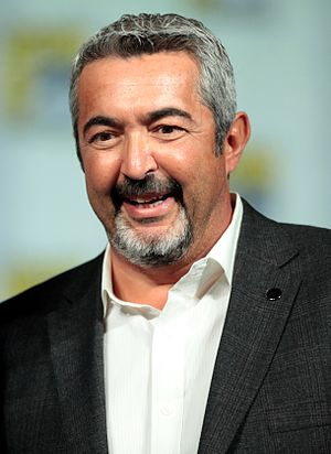 Jon Cassar - Cassar at the 2014 San Diego Comic-Con