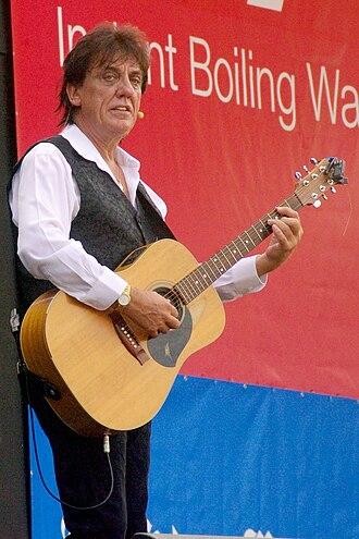 Jon English - Jon English performing at Celebrate Australia! on Australia Day 2010.
