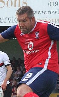 Jon Parkin English association football player