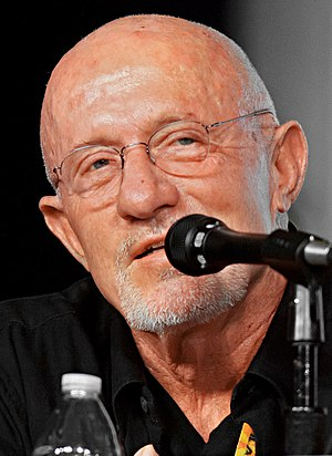 Jonathan Banks - Banks at the 2012 San Diego Comic-Con International