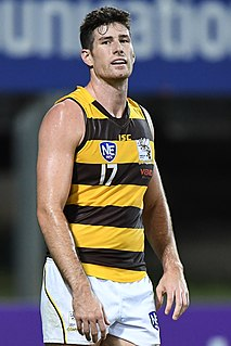 Jonathan Freeman (footballer) Australian rules footballer
