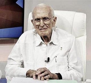 José Ramón Fernández Cuban politician