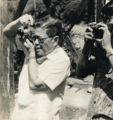 Jose W. Diokno, the expert photographer.png