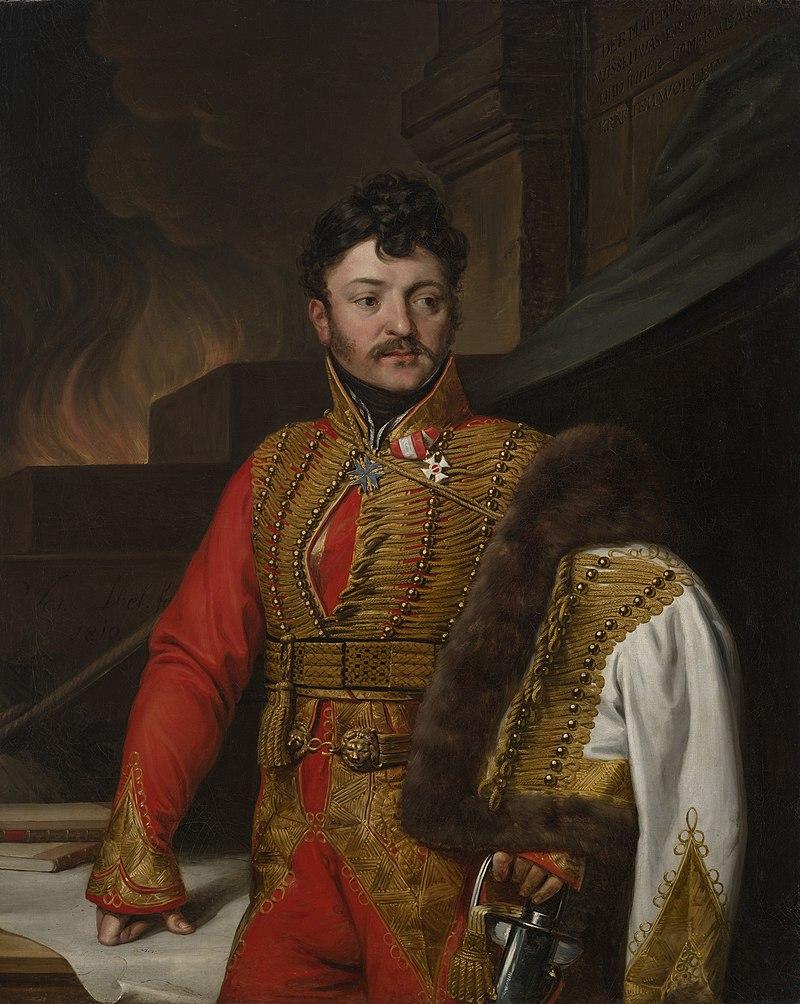 Josef Abel - Der k.k. Feldmarschalleutnant Ferdinand Graf von Wartensleben.jpg