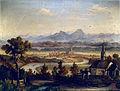 Josef Willroider Blick auf Villach.jpg
