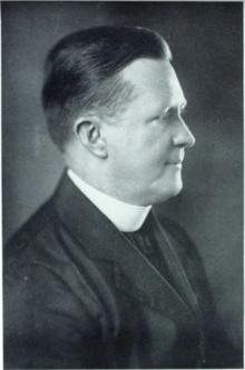 Profile portrait of Joseph A. Canning