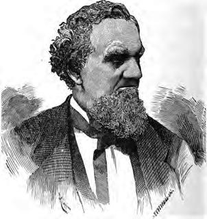 Josiah Lamberson Parrish American pioneer