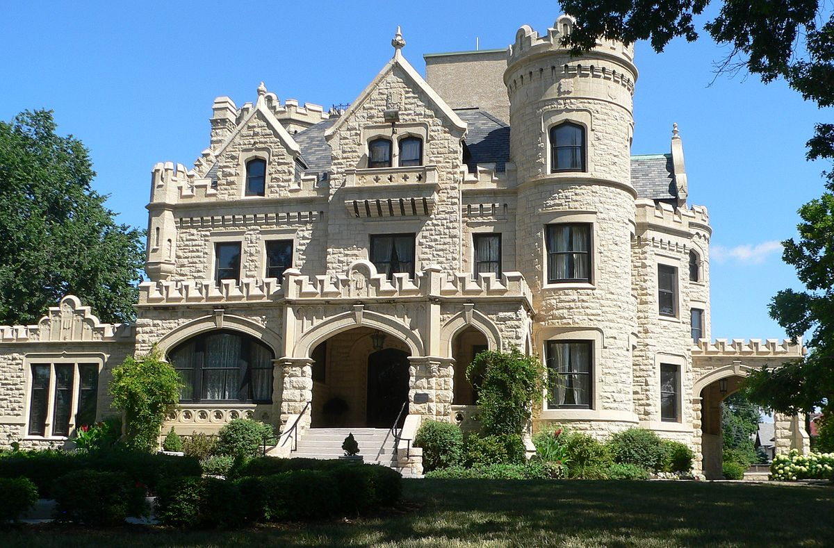 joslyn castle - wikipedia