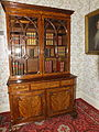 Judges' Lodgings 2014 GLAM M H Rawlinson bookcase 2633.JPG