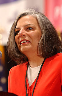 Julie Gerberding (Image via Wikipedia)