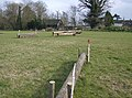 Jumping practice at Geldeston - geograph.org.uk - 977587.jpg