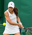 Junri Namigata 2, 2015 Wimbledon Qualifying - Diliff.jpg