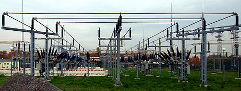 Busbar wikipedia for Electrical substation pdf