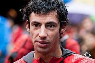 Kílian Jornet Burgada Spanish distance runner