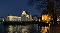 Köln Rheinauhafen Schokoladenmuseum Abendstimmung.jpg