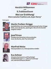Josef Kraus Lehrer Wikipedia