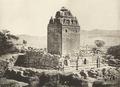 KITLV 88174 - Unknown - Temple at Kathiawad in British India - 1897.tif