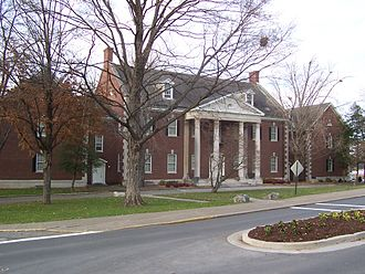 Bowling Green, Kentucky - The Kentucky Museum is located on the campus of Western Kentucky University.