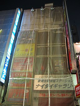 Kabukicho fire-accident-building (1)