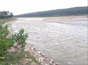 Kamala River - Kamala river near Hatpate-5, Sindhuli, Nepal