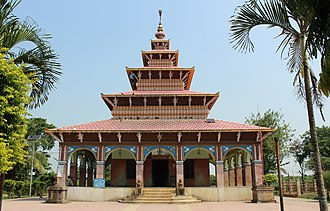 Province No. 2 - Image: Kankalini Temple 5983