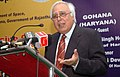 Kapil Sibal addressing at the launch of the Telemedicine Facility for patients from Rural Areas.jpg